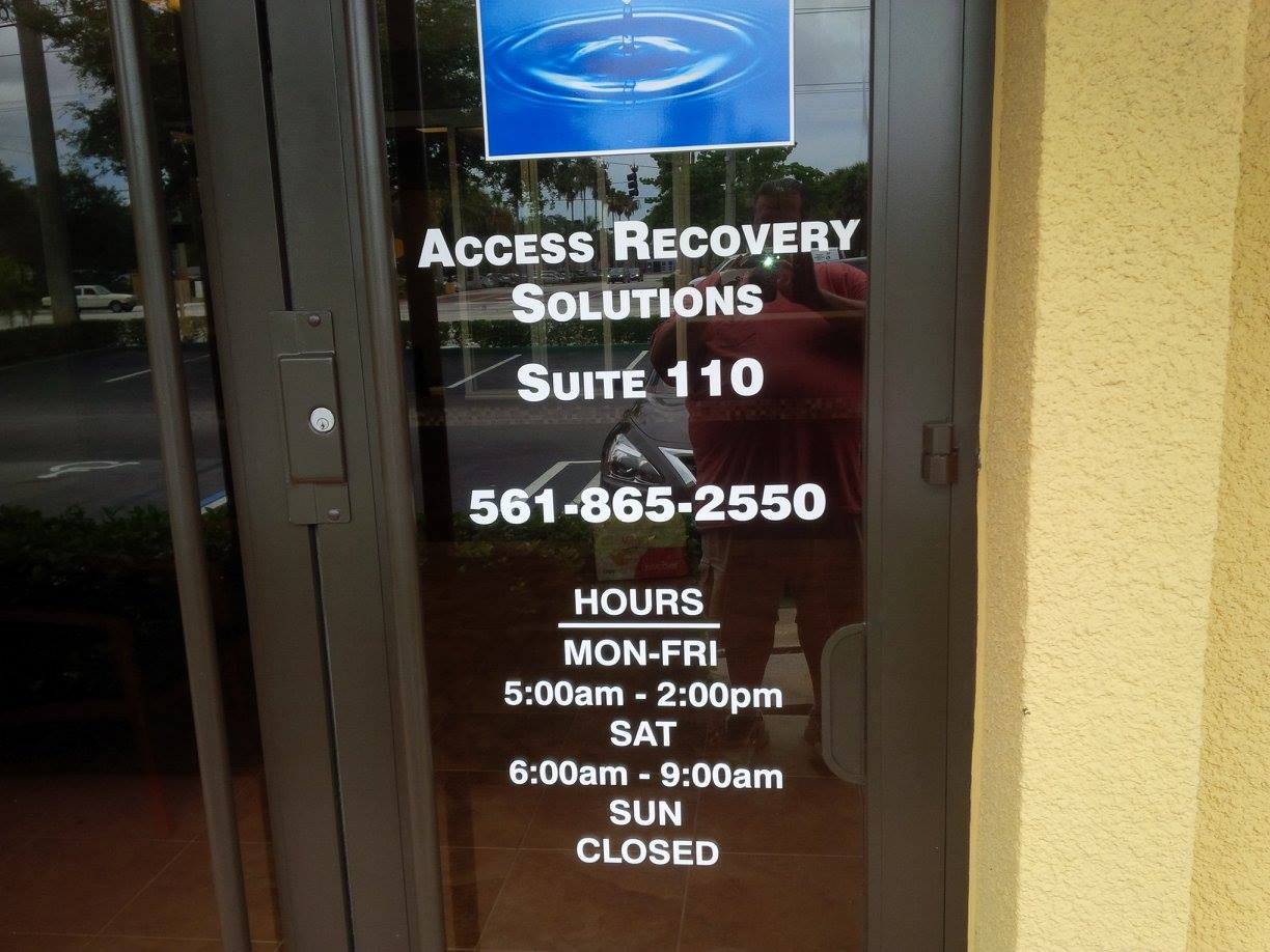 Access Recovery Solutions