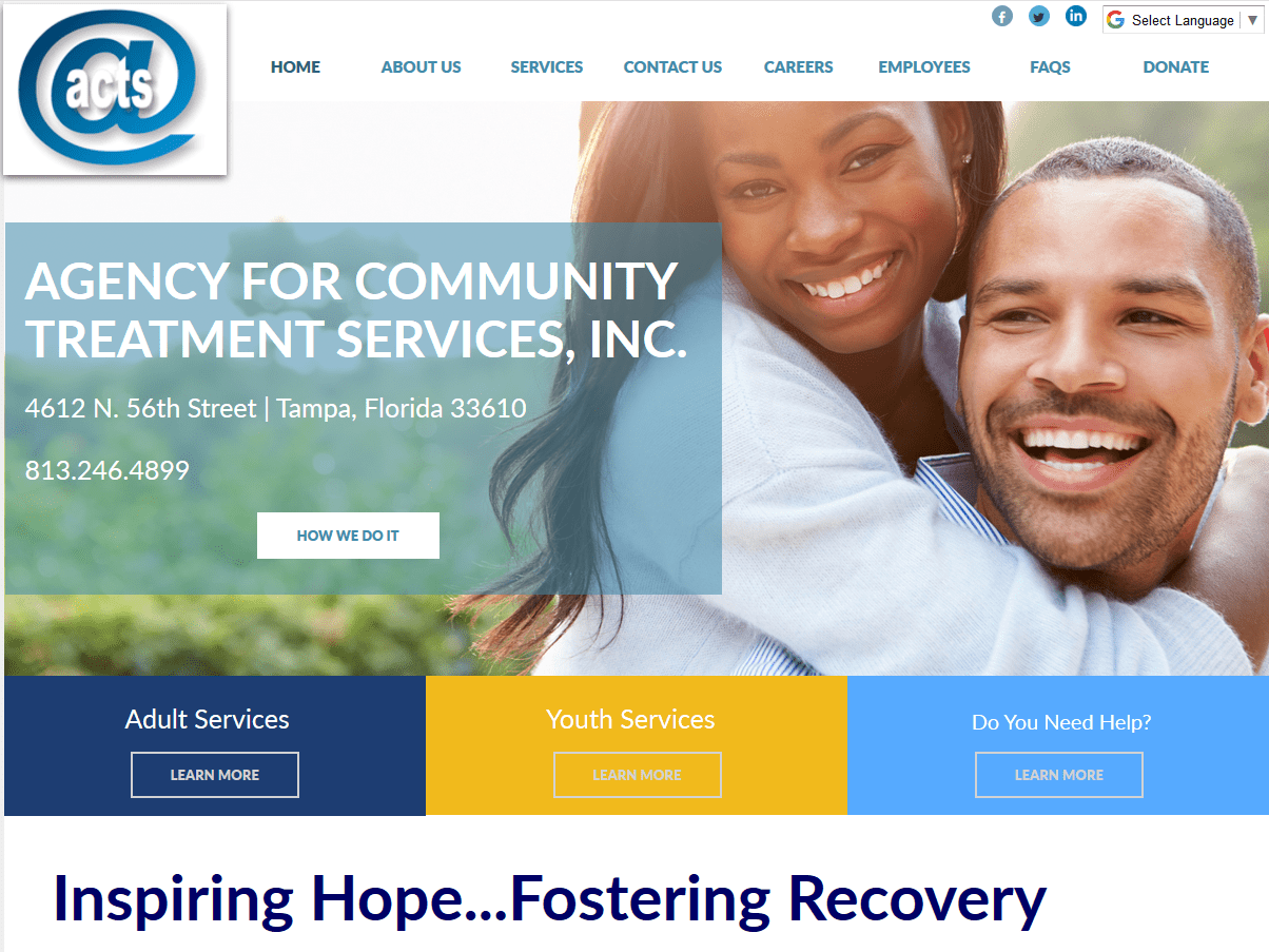 Agency for Community Treatment Services